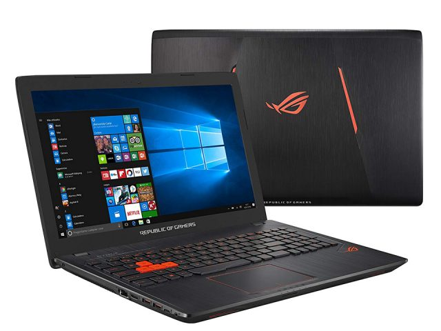 Asus ROG Strix GL553VD-DM078T destacado