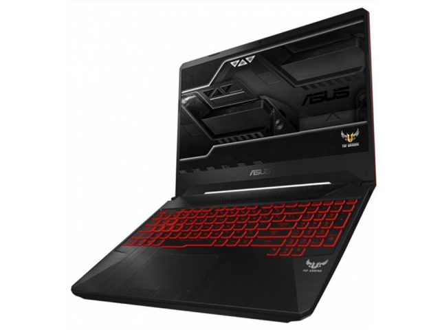 Asus TUF GAMING FX504GD-DM922 abierto