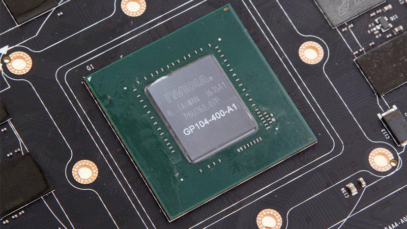 GPU Nvidia MSI