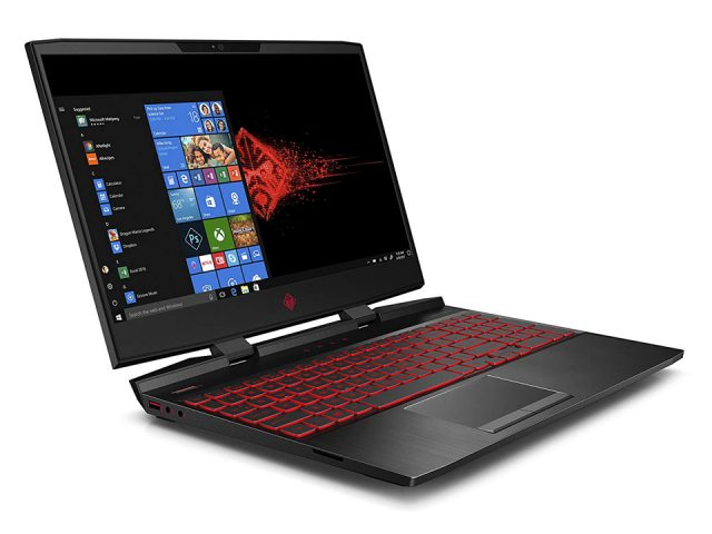 HP OMEN 15-DC0019NS destacado