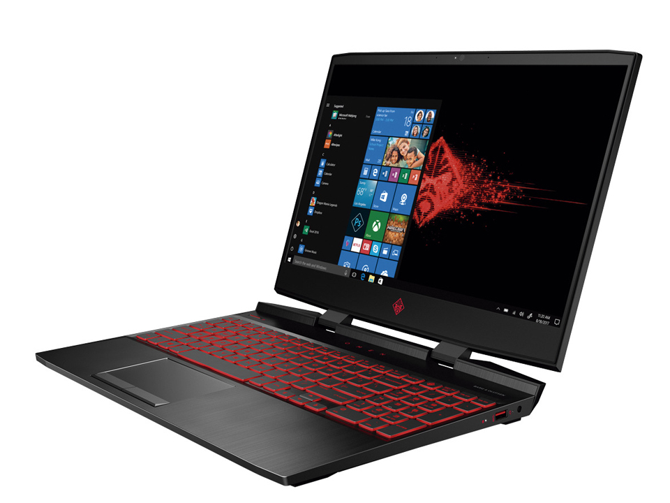 HP OMEN 15-dc0007ns destacado