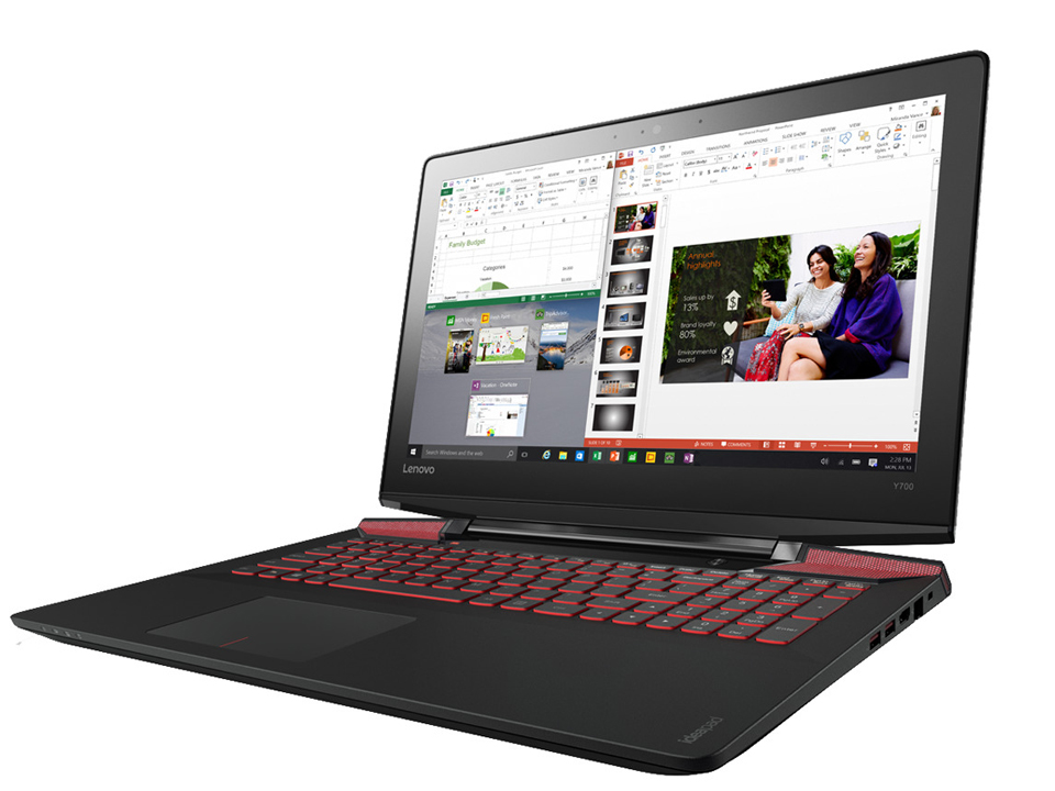 Lenovo Ideapad Y700-15ISK destacado