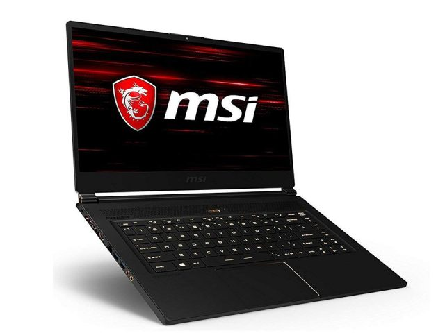 MSI GS65 Stealth Thin 8RF-251ES destacado