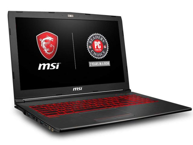 MSI GV62 8RC-012XES destacado