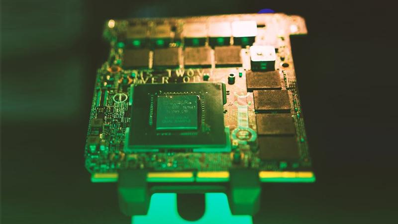 Nvidia GPU integrado