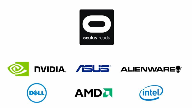 Oculus ready partnership program