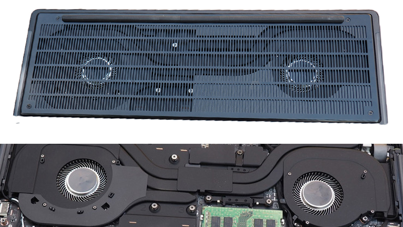 Xiaomi cooling system
