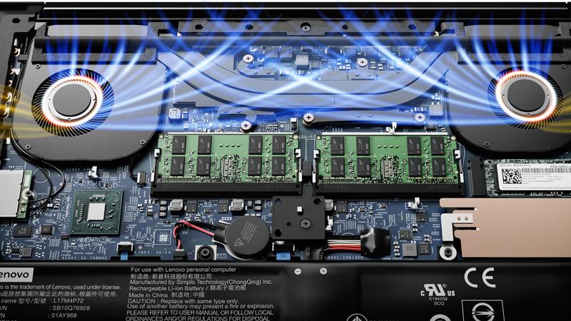 cooling system lenovo