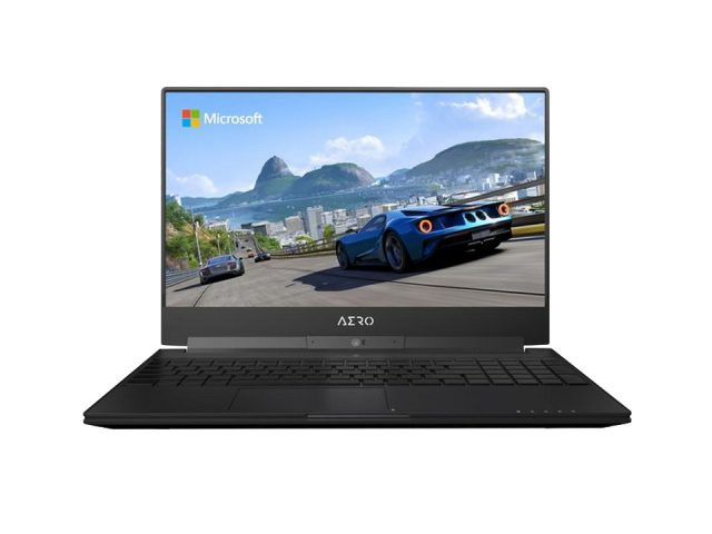 portatil gaming gigabyte aero 15x v8