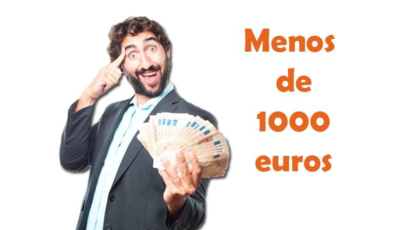 portatil gaming menos de 1000 euros