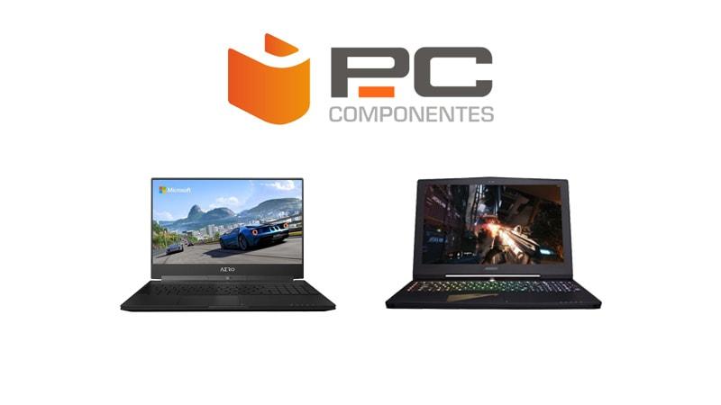 PC Componentes portátiles gaming